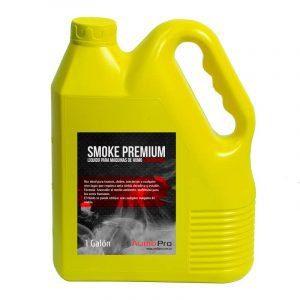 Galón de liquido Smoke Premium AudioPro para maquinas de humo
