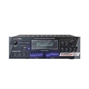 Amplificador modular estéreo AP3000BT AudioPro con modulo mp3 450WRMS
