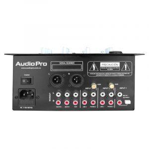 Mezclador 3 canales AP300BT AudioPro