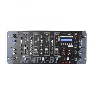 Mezclador multicanal AP4FXBT AudioPro