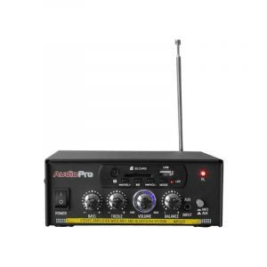 Amplificador estéreo AP50BT de AudioPro Frontal