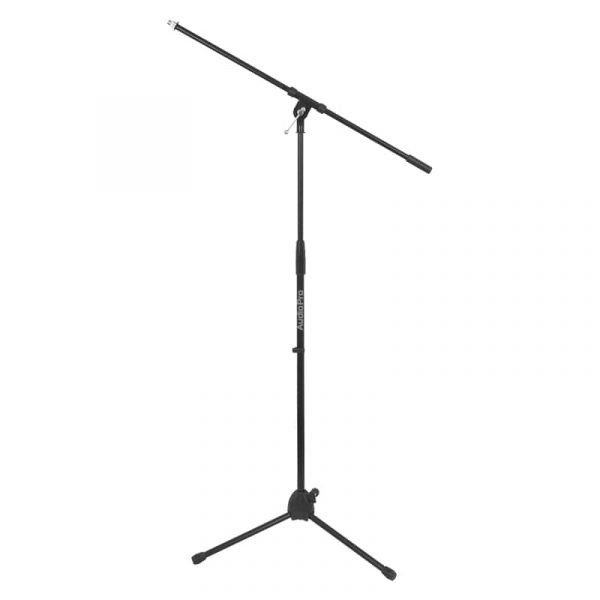 Base o atril negro para micrófono APM7 AudiPro