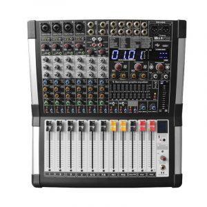 Consola análoga activa Vento Mix8FXII profesional
