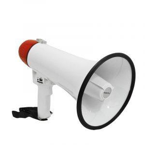 Megáfono recargable AP1501USB AudioPro 20WRMS
