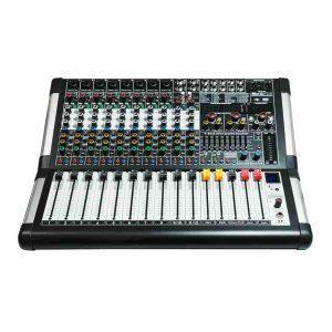 Consola análoga pasiva Mix12FXII Vento profesional