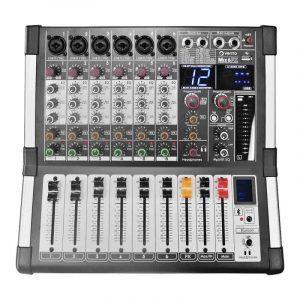 Consola análoga pasiva Vento Mix6FX profesional