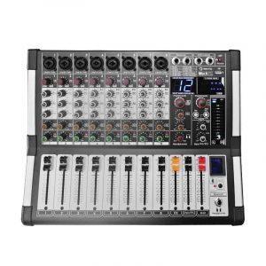 Consola análoga pasiva Vento Mix8FX profesional