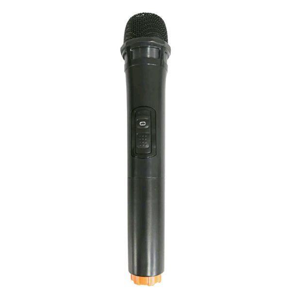 Microfono incluido en la cabina activa PlayPro