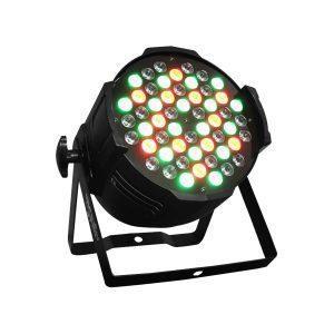 Luz LED tipo Wash 54 x 0,5W NightSun SPC549M1 8 canales