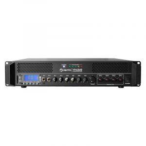 Amplificador de linea VPA240 para 4 zonas y 240W Vento
