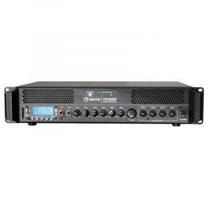 Amplificador de linea VPA600 para 4 zonas y 600W Vento