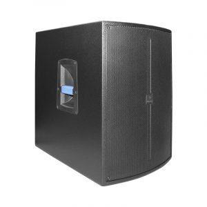 Bajo activo profesional VRX18S Vento con amplificador clase D
