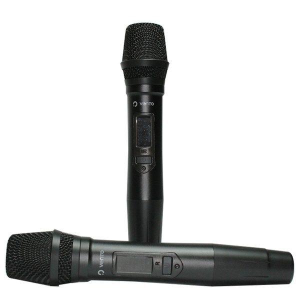 Micrófono Inalámbrico de Mano MH29 Vento UHF con Pantalla Digital