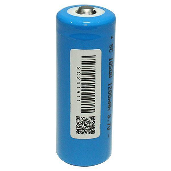 Batería de 1200 mAH de litio doble AA para micrófono inalambrico de mano MH29 Vento