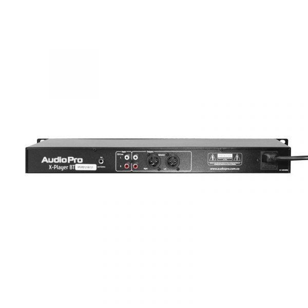 Preamplificador de micrófono X-Player-BT con modulo MP3 y EQ 2 bandas Vento