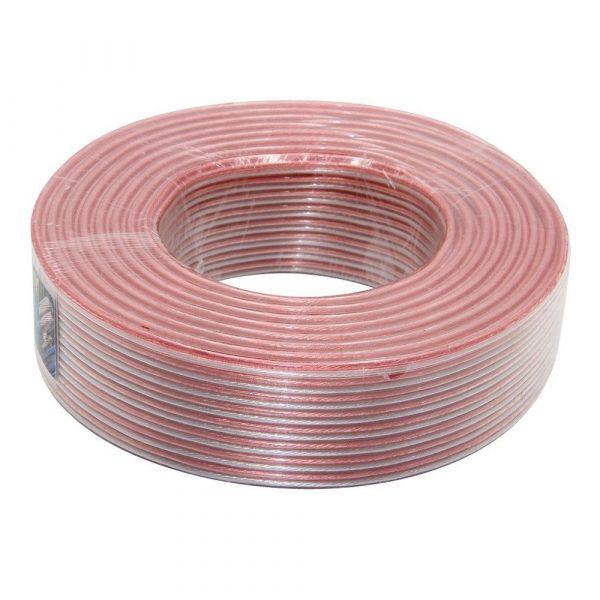 Rollo de cable polarizado 2x12 AudioPro Desoxigenado de 100m