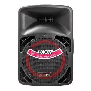 """Cabina pasiva PRO800 AudioPro de 12"""" y 350WRMS."""