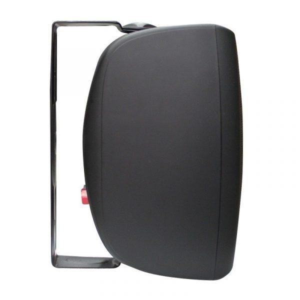 """Bafle ambiental DK4 Vento de 4"""" negro con transformador y soporte"""