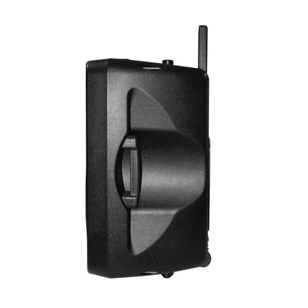 """Cabina activa PRO800BT AudioPro de 12"""" con modulo mp3 y 350WRMS."""