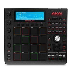 Controlador AKAI MPC Studio MIDI profesional para producción musical
