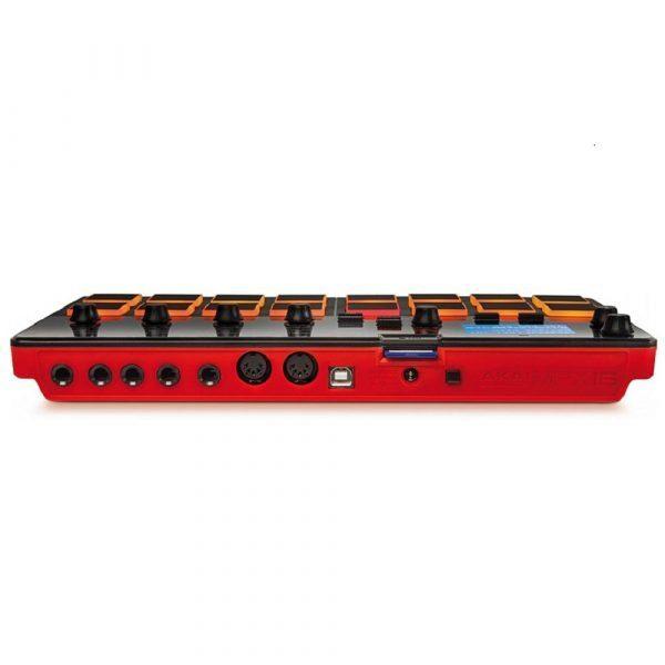 Controlador AKAI MPX16 MIDI Sampler profesional para producción musical