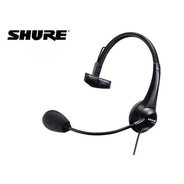 Micrófono con diadema mono Shure BRH31M