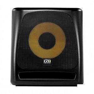 "Subwoofer activo para estudio KRK 10S monitor profesional de 10"""