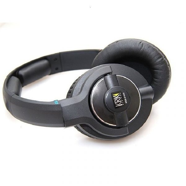 Audífonos de diadema KRK KNS-8400 profesionales para estudio