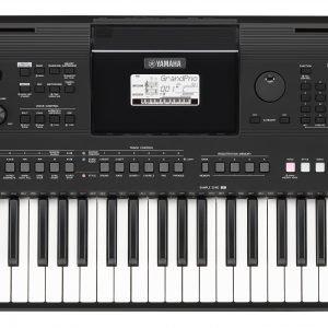 Teclado Yamaha con Pads, Control Musical y DJ PSR E463