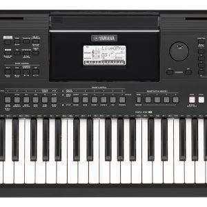 Teclado Yamaha con Samplers, Control Musical y DJ PSR EW410